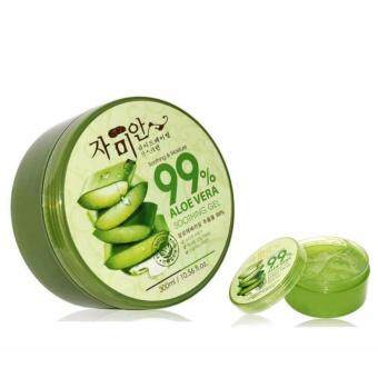 Harga Korean Aloe Vera soothing & moisture gel 99% 300ml