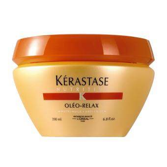 Harga Kerastase Nutritive Oleo-Relax Smoothing Mask 200ml Dry & Rebellious Hair
