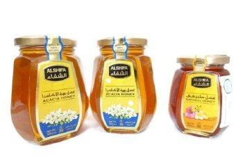 Harga AL SHIFA ACACIA HONEY 500GM X 2 FREE NATURAL HONEY 250GM
