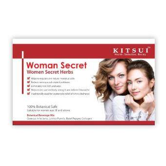 Harga KITSUI WOMAN SECRET