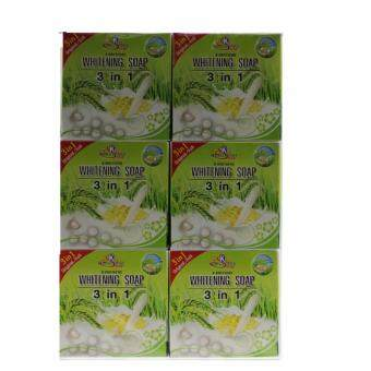 Harga K Brothers Whitening Soap 3 in 1 (12 pcs)