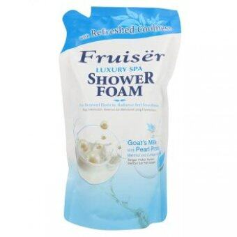 Harga Fruisër Goat's Milk Luxury Spa Shower Foam 600ml
