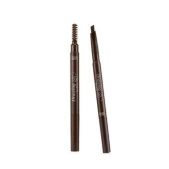 Harga [ETUDE HOUSE] Drawing Eye Brow pencil / #02 Grey Brown / 0.2g