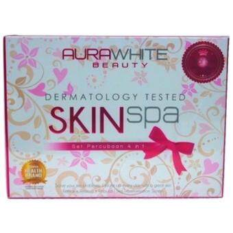 Harga Aurawhite Skin Spa 4 in 1 Trial Set