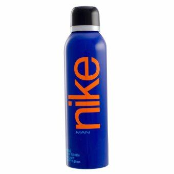 Harga Nike Perfume Colors EDT Deodorant 200ML (Blue)