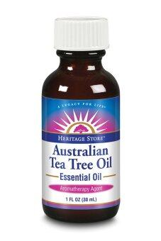 Harga Heritage Store Pure Australian Tea Tree Oil 30ml