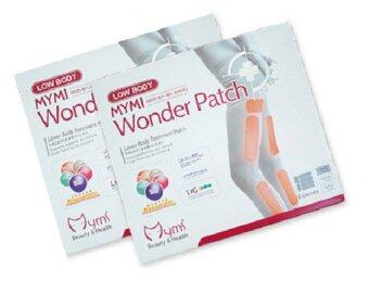 Harga Set of 2 MYMI Lower Body Slimming Wonder Patch
