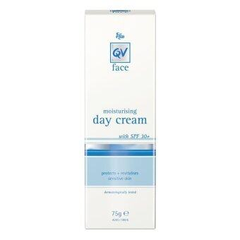 Harga Qv Face Moistrizer Day Cream 75G