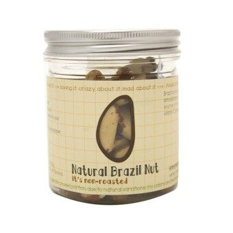Harga Love Earth Natural Brazil Nut 160g