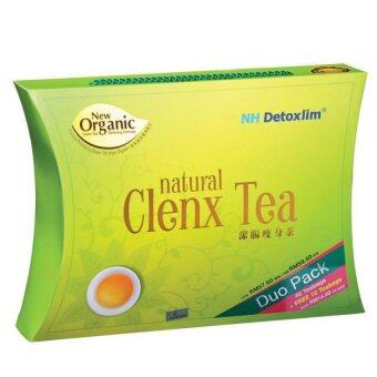 Harga NH Clenx Tea Duo Pack 40's + 10's Teabags