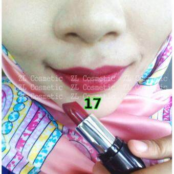 Harga Velvet Matte Lipstick by Kiss Beauty (B17)