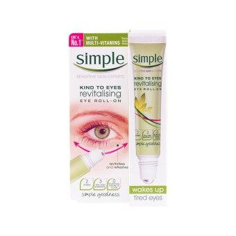 Harga Simple Kind to Eyes Revitalising Eye Roll-On 15ml