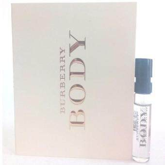 Harga Burberry Body Edp 2ml