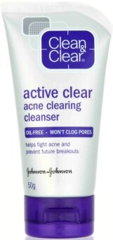 Harga CC ACTIVE CLEAR ACNE CLEARING CLSR 50G