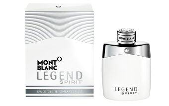Harga Mont Blanc Legend Spirit EDT 100ml