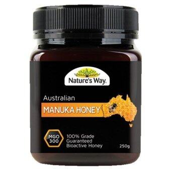 Harga Natures Way Australian Manuka Honey Mgo 300+ 250g