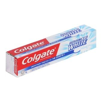 Harga Colgate Toothpaste Advanced White 90g