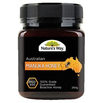 Harga Natures Way Australian Manuka Honey Mgo 500+ 250g