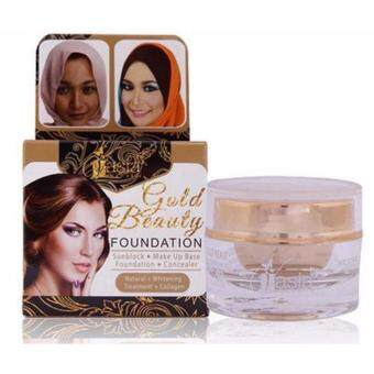 Harga V'Asia Gold Beauty Foundation