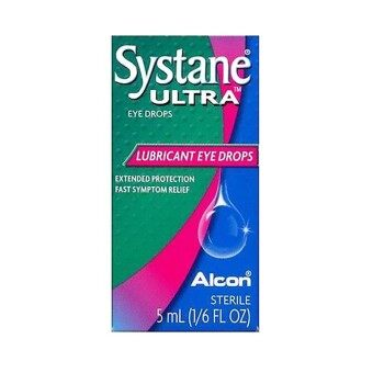 Harga Alcon Systane ULTRA Eye Drop 5ml