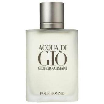 Harga Giorgio Armani Acqua Di Gio Eau De Toilette 100ml Vapourisateur Spray ( Demonstaration-Tester Unit )
