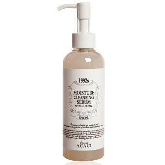 Harga CHAMOS ACACI Moisture Cleansing Serum Korean Bestselling Skincare (Water based Makeup Remover) 200ml