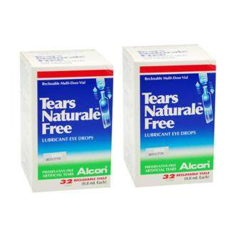 Harga ALCON TEARS NATURALE FREE 32S (2BOXES)