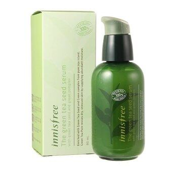 Harga Innisfree The Green Tea Seed Serum 80ml Shipped Directly from Korea Korean Premium Skin Care