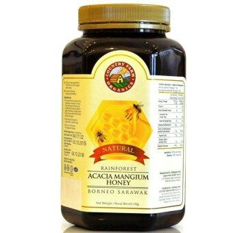 Harga Country Farm ORG Rainforest Acacia Honey - 1kg