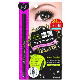 Harga Kiss Me Heavy Rotation Perfect Eyeliner #01