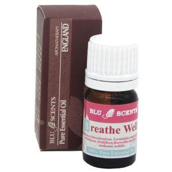 Harga Blu Scents Breathe Well Pure Essential Oil 5ml