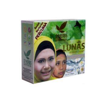 Harga LUNAS HERBAL SOAP D'HERBS