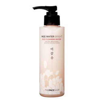 Harga THE FACE SHOP Rice Water Bright Cleansing Water 145ml