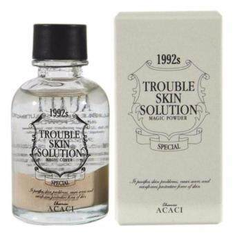 Harga Chamos Acaci Trouble Skin Solution (30ml) Pimples be gone in 2 Days