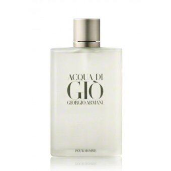 Harga Giorgio Armani Acqua Di Gio Pour Homme Eau De Toilette 200ml Vaporisateur Spray ( Demonstration - Tester Unit )