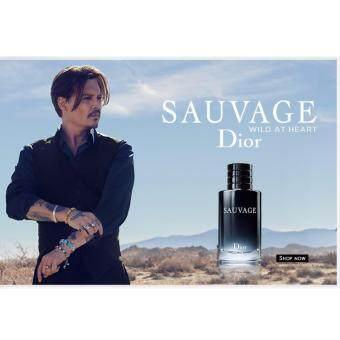 Harga SAUVAGE BY CHRISTIAN DIOR 100ML EDT FOR MEN (Original- Tester)