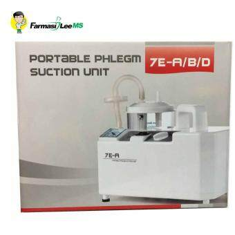 Harga Portable Phlegm Suction Pump Unit 7E-A (1 year warranty)