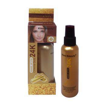 Harga Kiss Beauty Makeup Fix 24K Cinema Gold