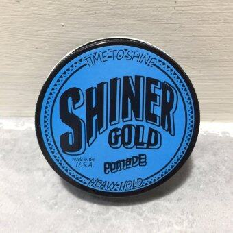 Harga SHINER GOLD Heavy Hold Pomade (Blueberry)