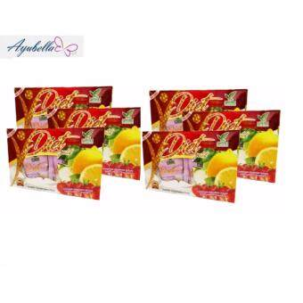 Harga Dherbs Premium Diet Gold Plus Fibre 3 Boxes (Twin Pack)
