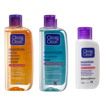 Harga Clean & Clear Value Pack
