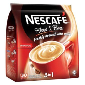 Harga NESCAFE Blend & Brew Original 30x20g Stick Pouch