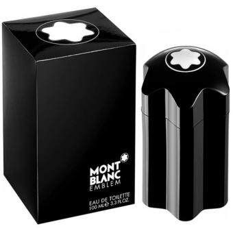 Harga Mont Blanc Emblem EDT For Men 100ml