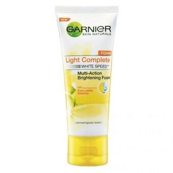 Harga Garnier Light Complete Foam 50ml