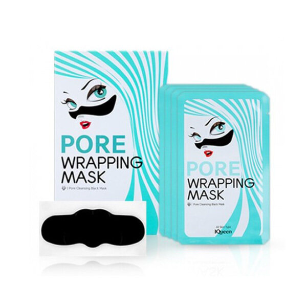 IQueen Pore Wrapping Mask Pack (6pcs)