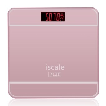 Iscale Plus Digital Scale High Accuracy Weight Scale (Rose Pink)