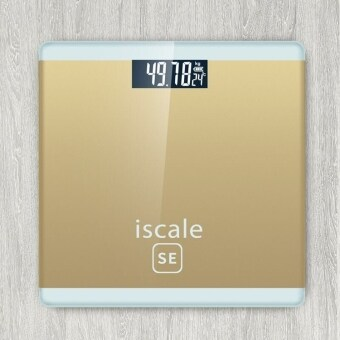 Iscale SE Digital Scale High Accuracy Weight Scale (Gold)
