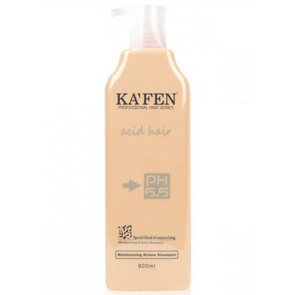 KAFEN Acid Hair Moisturizing Aroma Shampoo 800ml