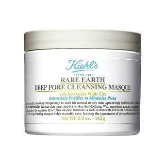Kiehl's Rare Earth Deep Pore Cleansing Masque 5oz/142g