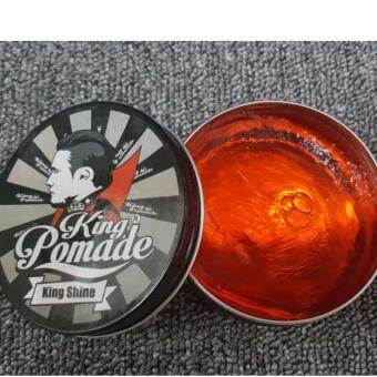 Harga King Pomade Water Base Extra Hold - 4 oz / 118 gr